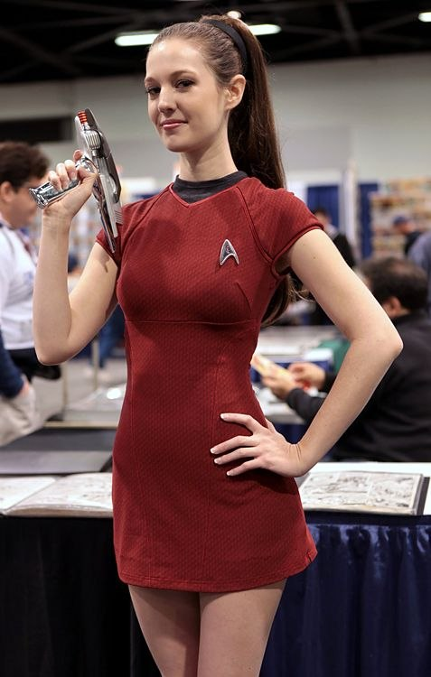 Sorry, Star trek cosplay sexy very much